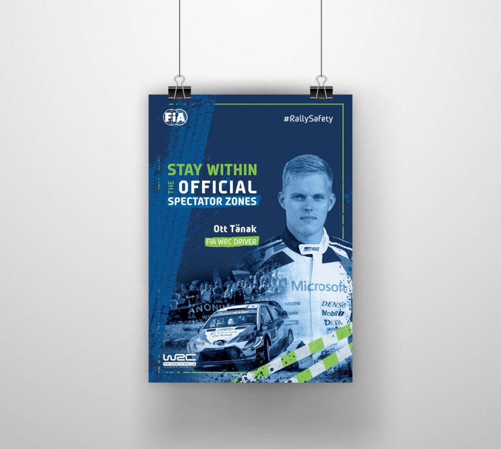 Affiche WRC